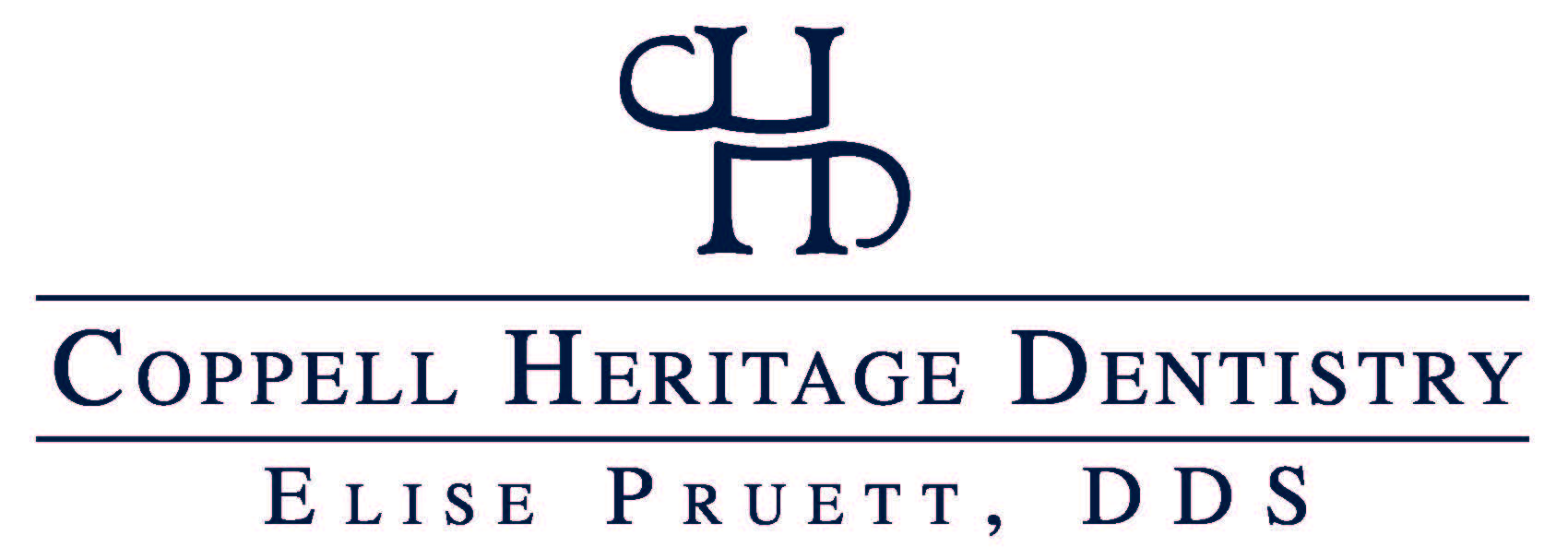 Coppell Heritage Dentistry Logo